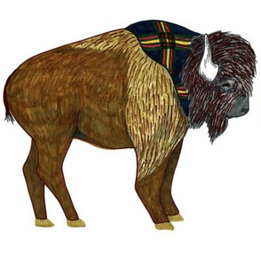 buffalo swatch