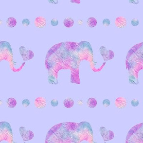 Pink_purple_watercolor_Elephant_3