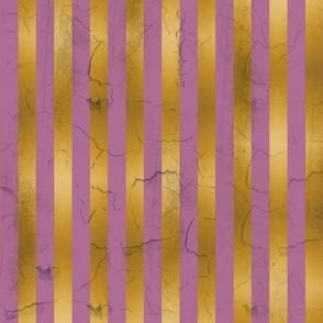 Distressed Stripes Light Purple