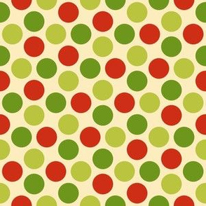 02385062 : S43XV dots x3 : apples