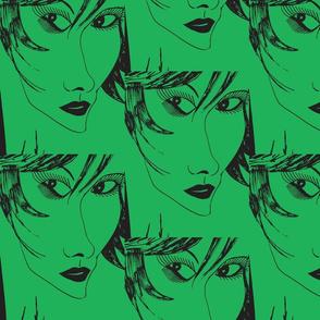 Ooh...La...La! (in green)