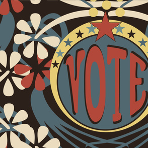 Vote! Banner