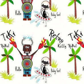 RoBoTomic TiKi /  Bright