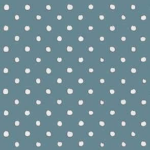 Blue Polka Dot Madness