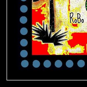 RoBoTiKi /Retro Kitty / Bamboo