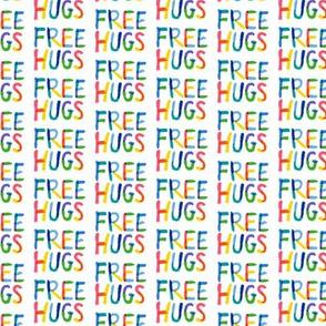 Free Hugs - colors