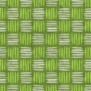 checkered hatch lime