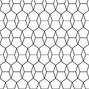 02435774 : pentagon + lozenge