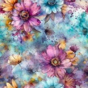 50s Flowers