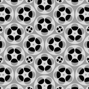 02446711 : film reels S43X : grey