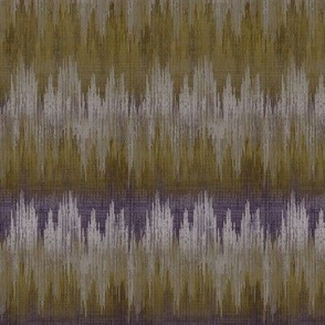 reflections on the chesapeake ikat