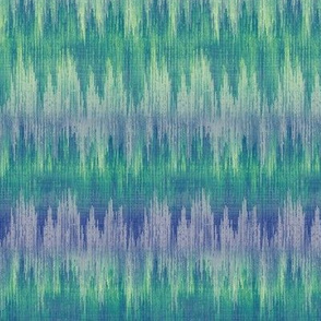 ocean waves ikat