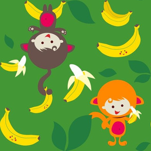 ZAKKA kids - Bananas