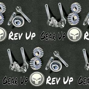 Gear Up Biker Bandana