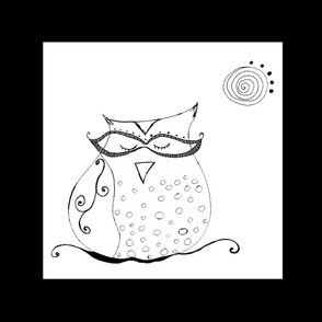 Sassy Owl