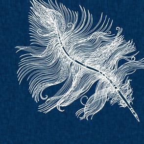cushion_feather_navy