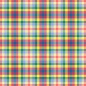 Raggedy Andy Plaid