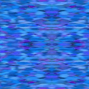 Ribbons Blue