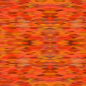 Ribbons Orange