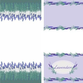 Bags for lavender