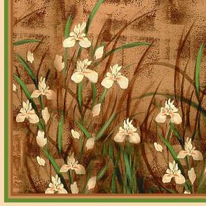 "Blush Orchids /36"""