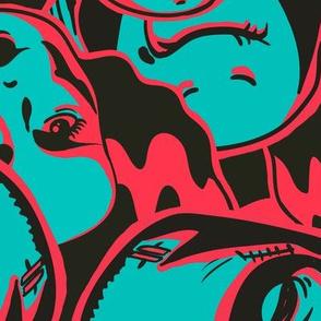 Monster Mash Large