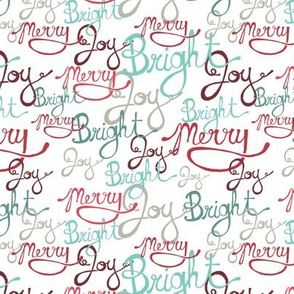 Joyful Holiday Words - Small