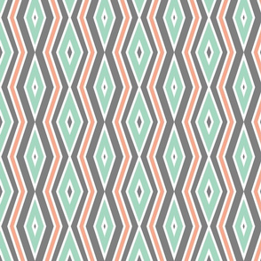Gray_with_Mint___coral_lines