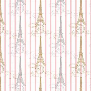 Toujours Paris! ~ D'Or et d'Argent!