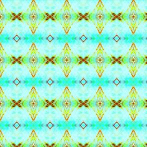 Another Sky aztec rad plaid