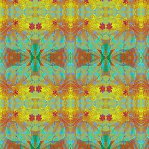 Magical Carpet 1 aztec rad plaid