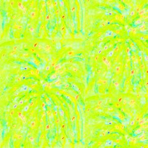 Lemon Lime Splash half-drop