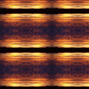 Skies Afire bold stripe