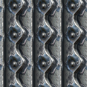 Riveted Metal - Steel