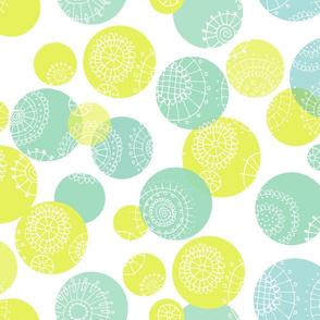Flower Spheres