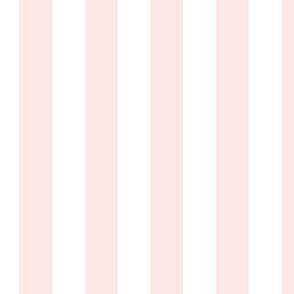 cestlaviv_blush stripe white dot  co-ordinate for watercolor hearts