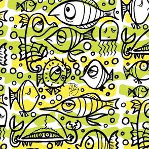 Tiki Tony Fish 1c