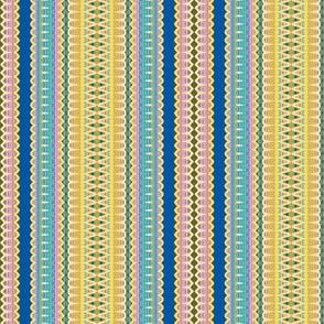 Delicate Stripes