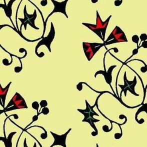 Vine, yellow