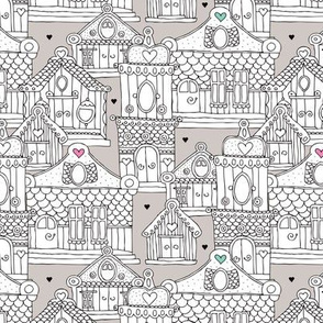 Cosy home pattern