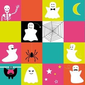 Sweet ghosts