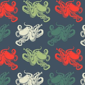 March of the Cephalopods 2