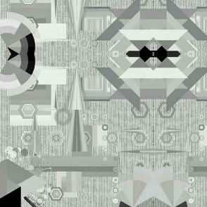 50 Shades of Deco Gray