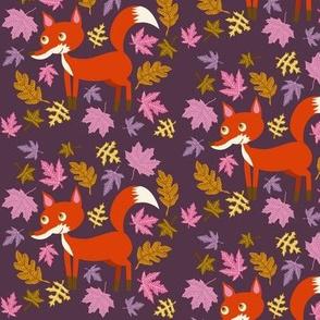 Fox Leaves