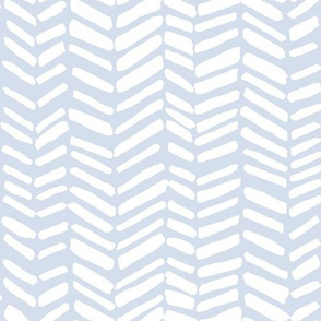 Impression Pale BlueWhite