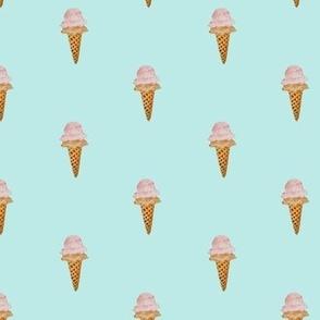 Ice Cream #acqua