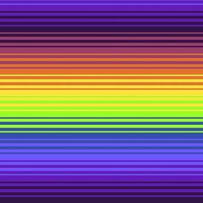 Gradient Rainbow Stripes 3