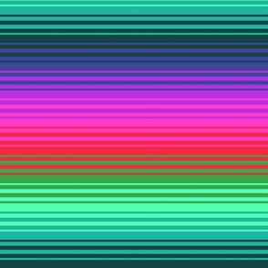 Gradient Rainbow Stripes 2