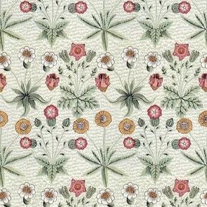 William Morris Daisy ~ Original Colors