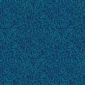 Kingfisher Blue Peacock Vine